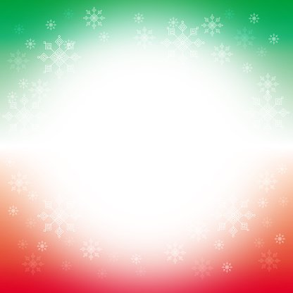 red and green christmas background
