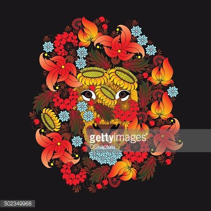 Lion , which consists of the flowers .