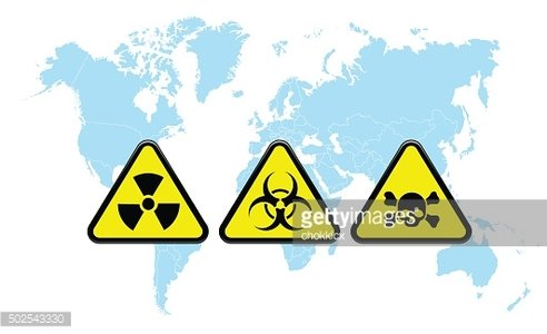 World Chemical Mass Destruction Concept