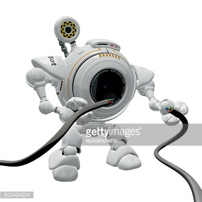 https://images.clipartlogo.com/files/istock/previews/8255/82558907-robot-web-cam-fixing-cord.jpg