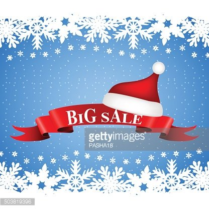 tape with the word big sale