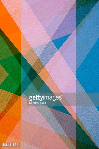 modern graphic design - geometric shapes - abstract background