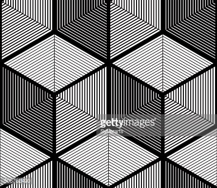Contemporary abstract vector endless background,