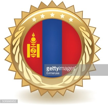 Mongolia Badge