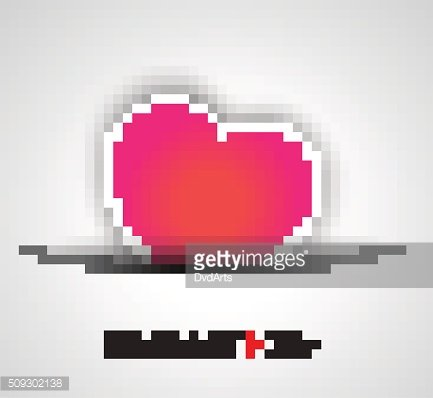 Valentine's Day Background for your love themed invitations,