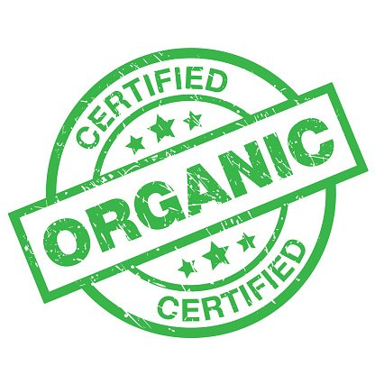 Certified Organic Label Clipart | +1,566,198 clip arts