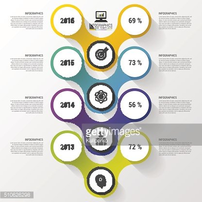 Modern infographics design. Can be used for workflow