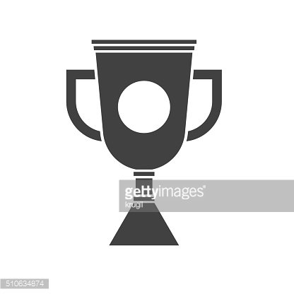 Winner Cup Outline Icon