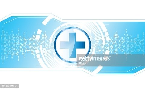 vector abstract medical design background concept