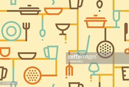 Cooking background