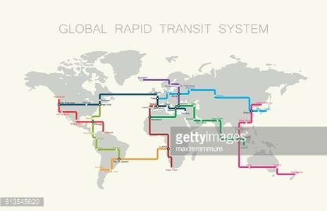 global rapid transit system.