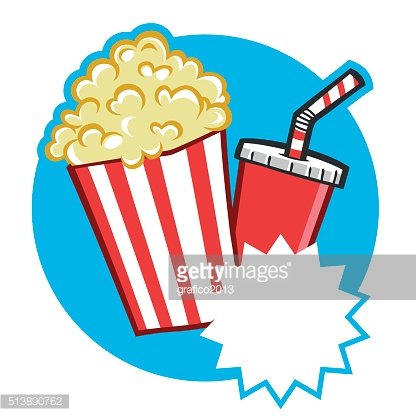 Popcorn And Soda Clipart 1 566 198 Clip Arts