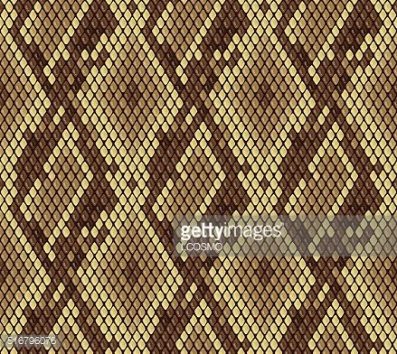Texture illustration, screen background, snake skin scales