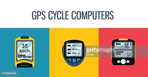 gps computers apps for bike and cycling