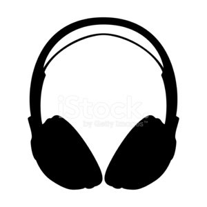 Headphone Silhouette