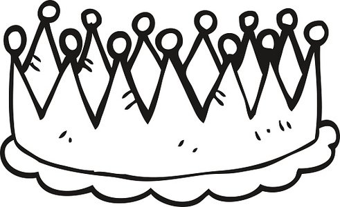 Black And White Cartoon Crown Clipart Image I hope you can find a. clipartlogo com