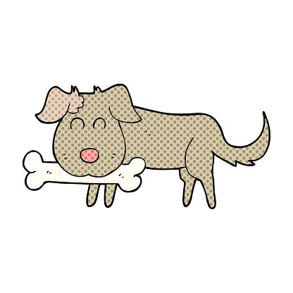 Free Dog Bone Clipart, Download Free Clip Art, Free Clip Art on Clipart  Library
