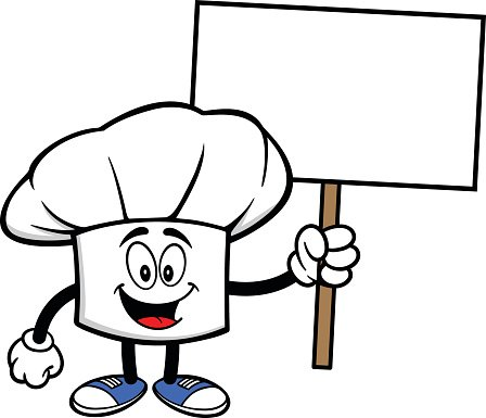 Chefs Hat also Cook Coloring Page For Kids Gm486267154 72882829 together with Stock Illustration Bon Appetit Design Card Chef Hat Moustache Lettering Image46091677 moreover Stock Image Restaurant Menu Design Image19376821 besides Stock Illustration Chef Hat With Spoon And. on chef hat and spoon