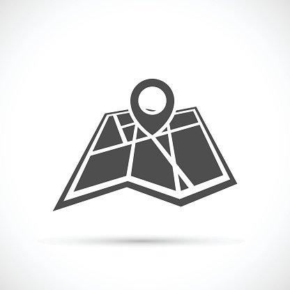 Map Marker Icon - Free Download, PNG and Vector