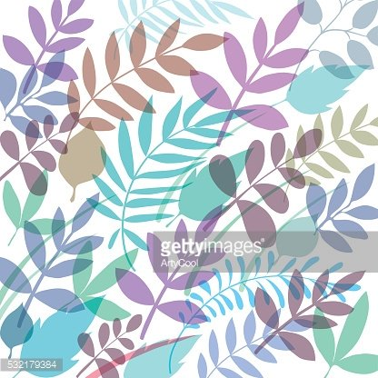 herbs and plants background