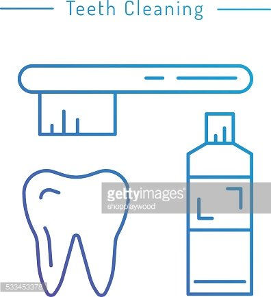 the oral hygiene