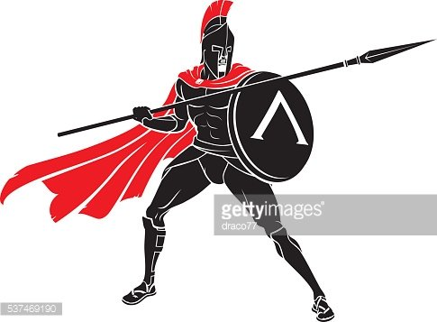 Spartan Shield Icon #396281 - Free Icons Library