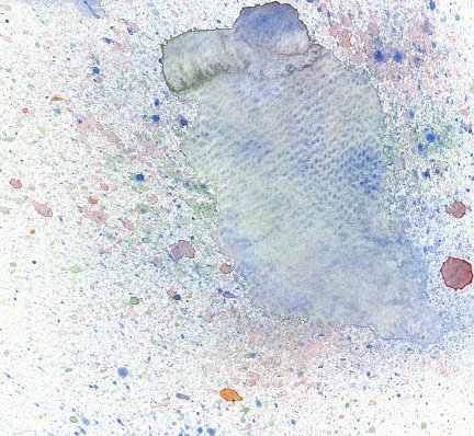 abstract spray textures watercolor background