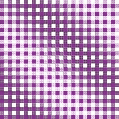 Checkered Tablecloths Pattern   Endless   Purple