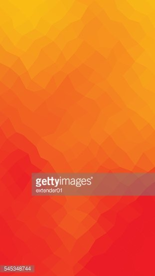 Abstract low poly colorful background for cell phone