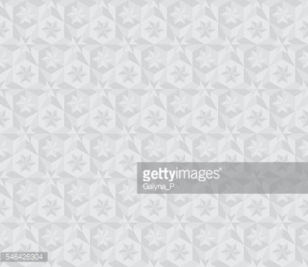 modern 3d surface seamless pattern. vector illustrration