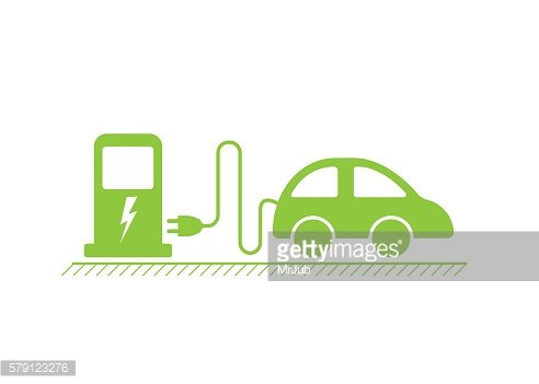 Electric car and Electric charging station, ECO car