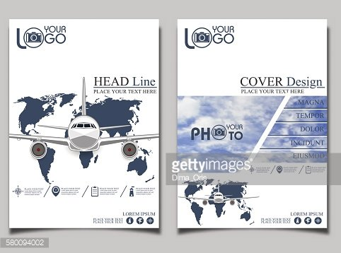 Flyer Template Airlift