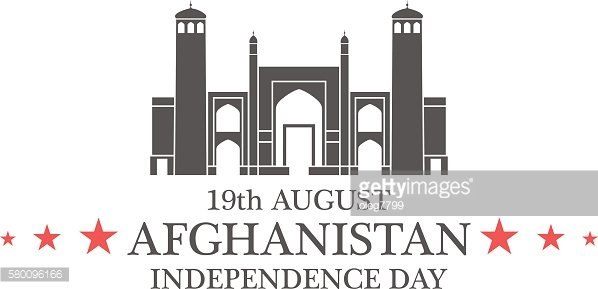 Independence Day. Afghanistan