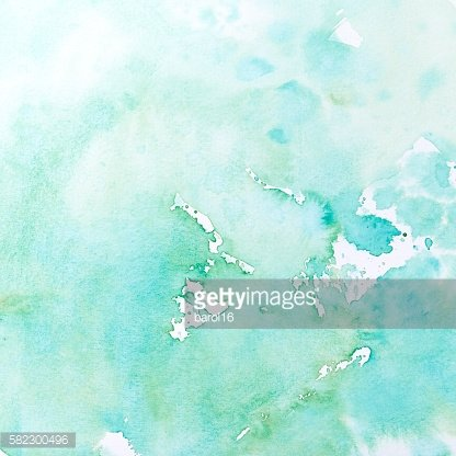 Abstract Watercolor Background (hand drawn)