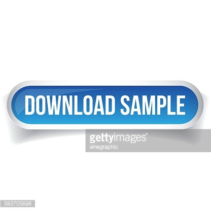 Download Sample button vector