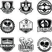 Boxing Badges