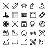 Sports Vector Icons 4