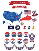 US Presidential Election 2016. Kentucky State