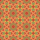 moorish seamless  pattern