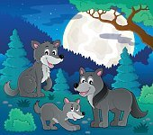 Wolves theme image 2