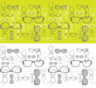 Backgrounds with glasses
