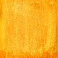 grunge yellow and orange painted paper texture