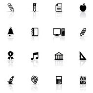 Icon Set, Education