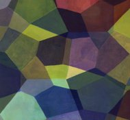 Pentagon Abstract Painting