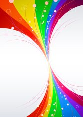 Vector colourful gradients