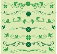 St Patrick ornament