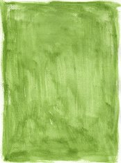 Great Green watercolor background