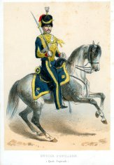 French soldiers of the 19th century
