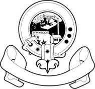 Coat of Arms with scroll ribbon