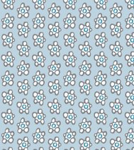 Seamless Organic Pattern (Vector)